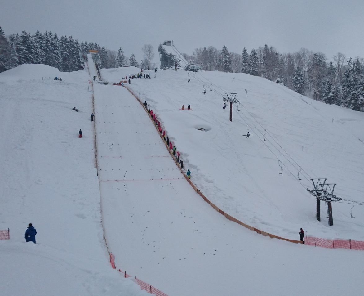 第53回全国中学校スキー大会 | A...