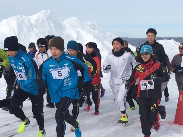 スノーマラソン (1)