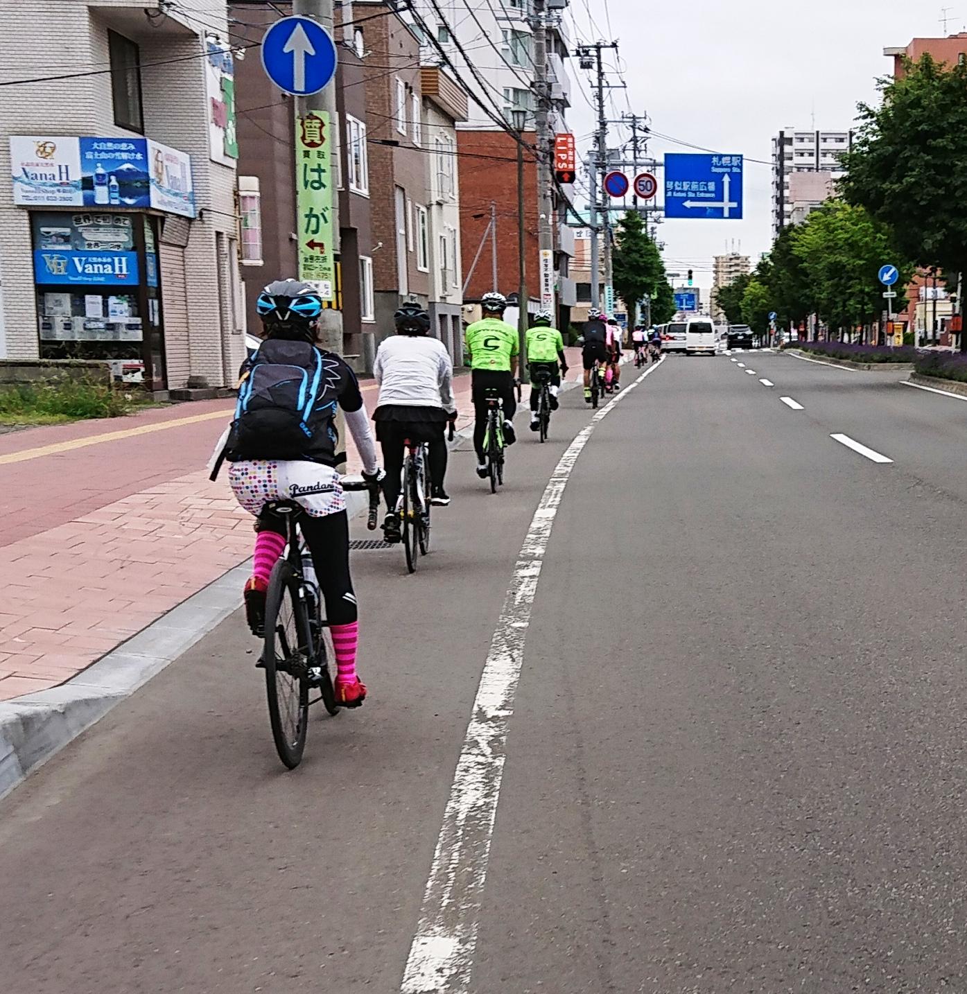 2018.7.16サイクルイベント②