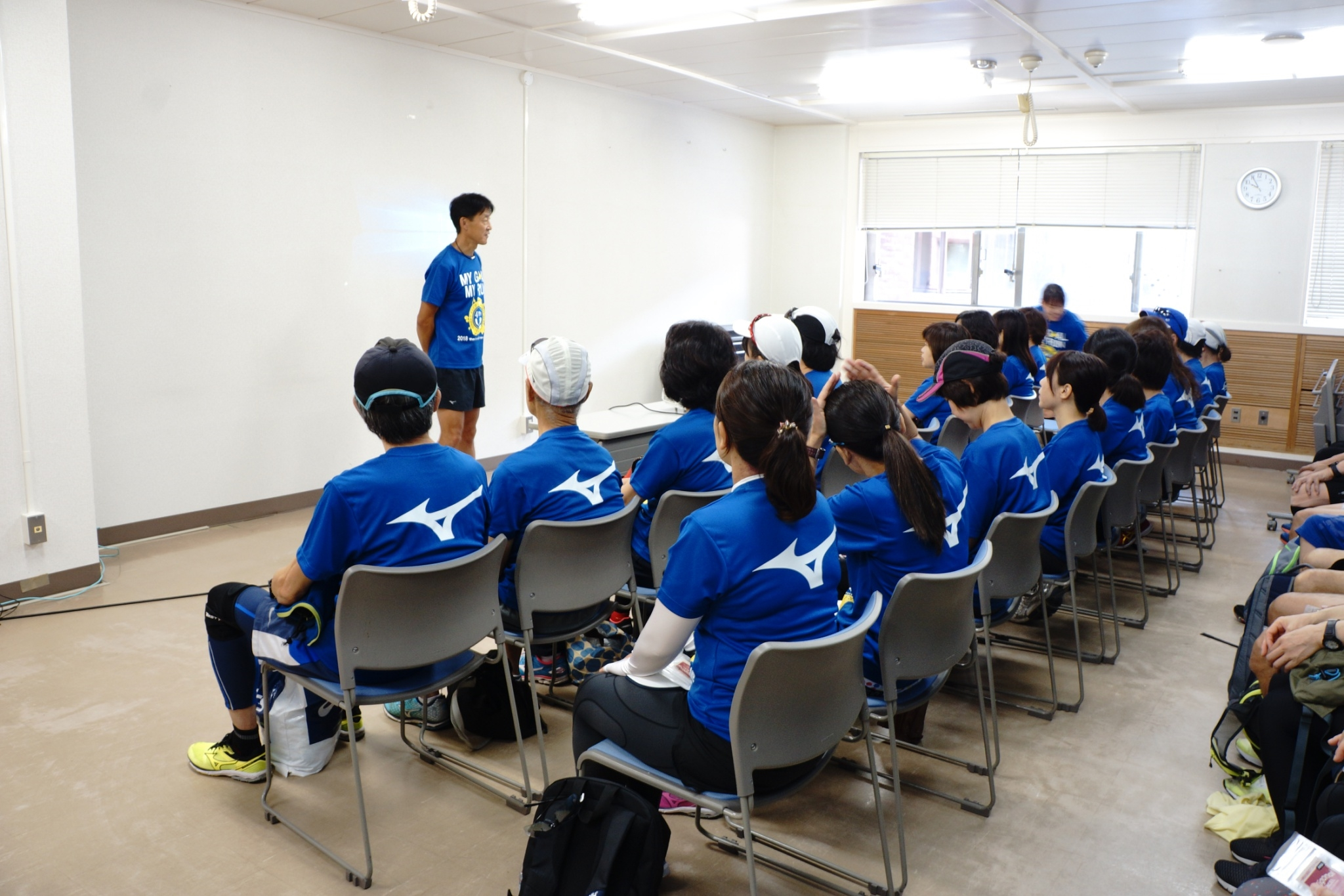ミズノ教室9月 (1)