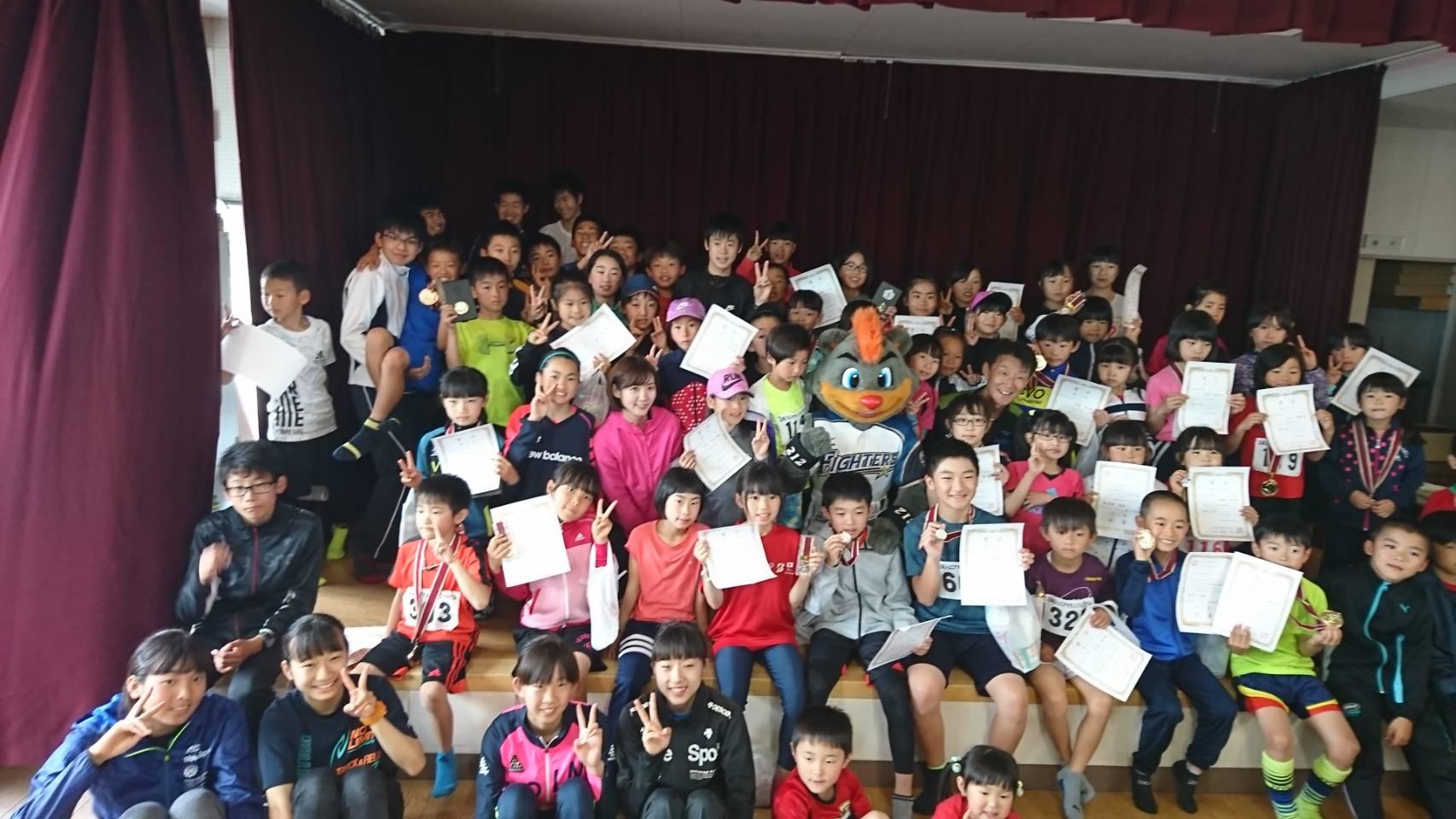 丘珠ジュニアマラソン (4)