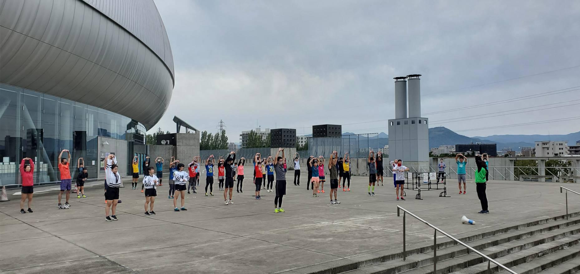 札幌ドームリレーマラソン (2)