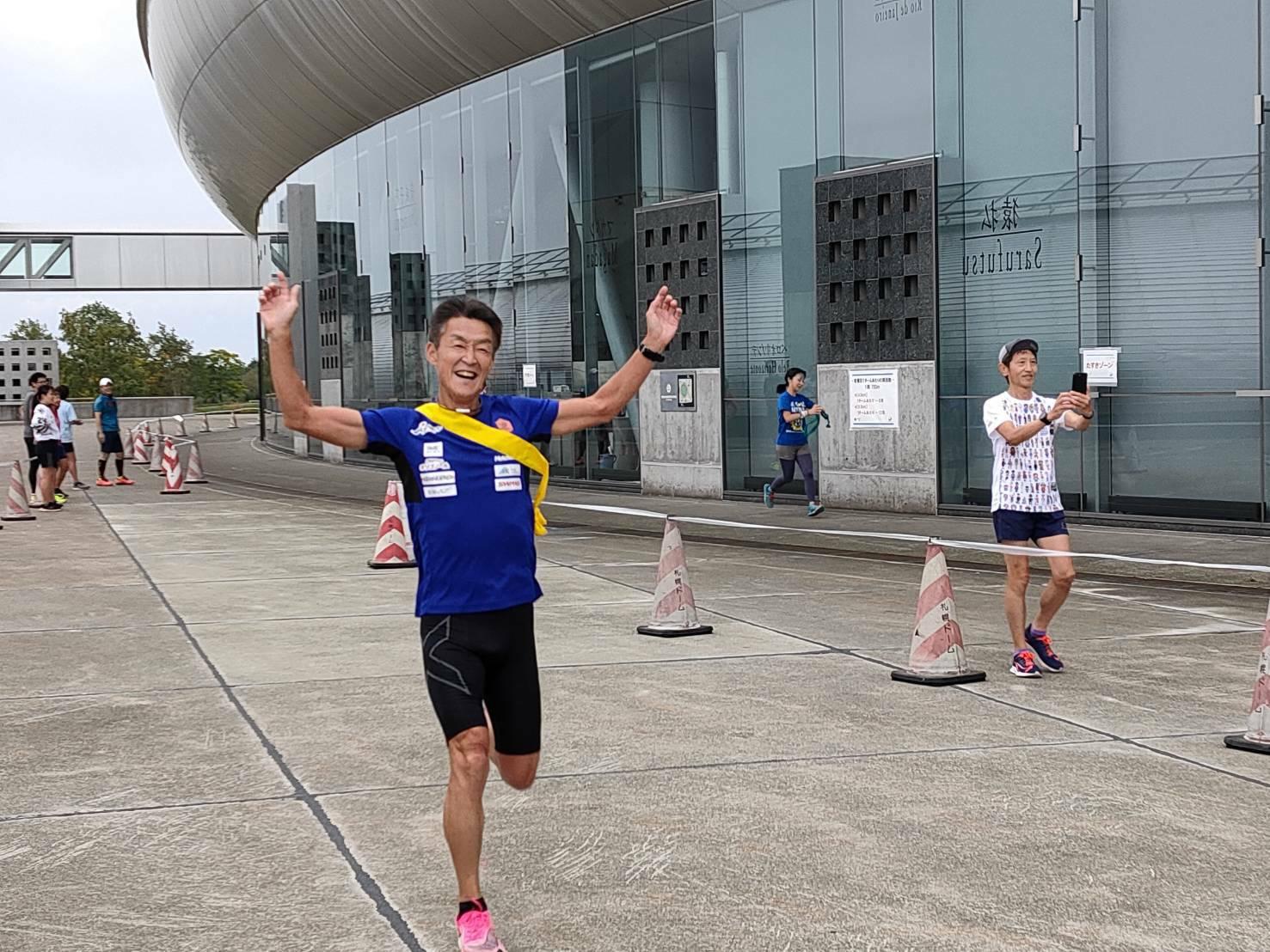 札幌ドームリレーマラソン (7)
